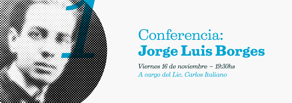 Conferencia Jorge Luis Borges