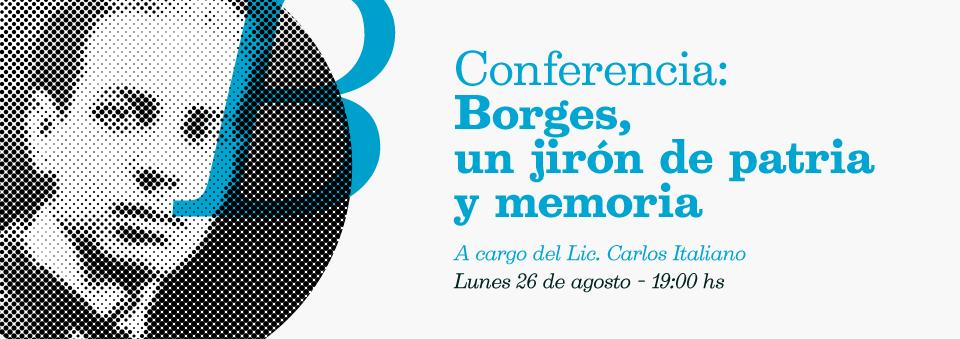 Conferencia Borges