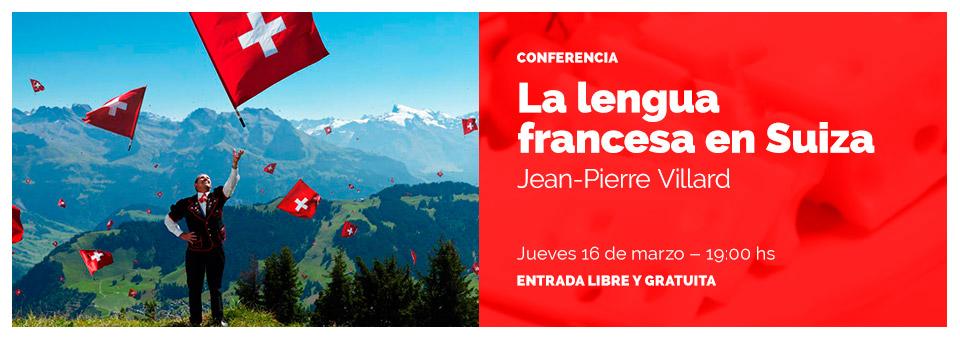 La lengua francesa en Suiza