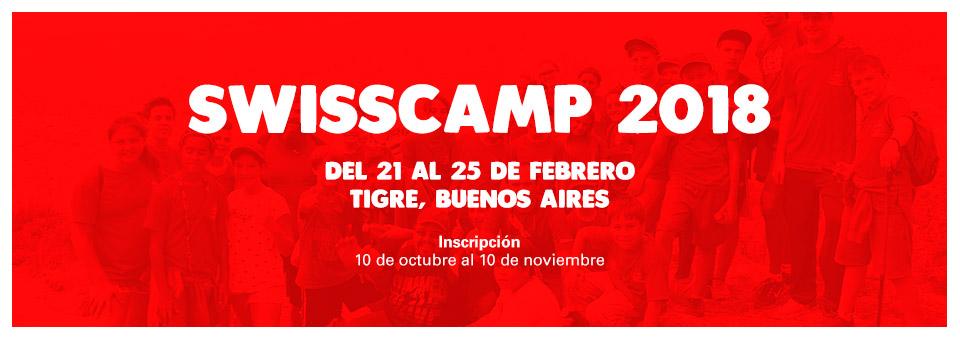 SwissCamp 2018