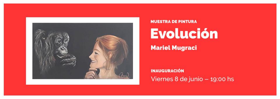 Muestra de pintura Evolucion